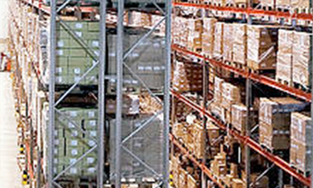 Worried about storage and warehousing?